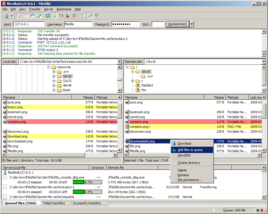 filezilla-screenshot